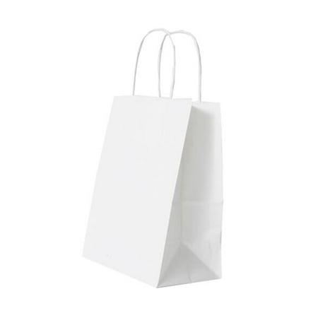 JAM Paper Solid Gift Bag, Medium, 8 1/4