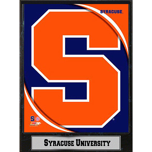 NCAA Syracuse Photo Plaque, 9x12