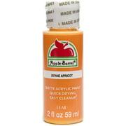 Apple Barrel Colors Apricot Orange Paint, 2 Fl. Oz.