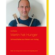 Martin hat Hunger - eBook