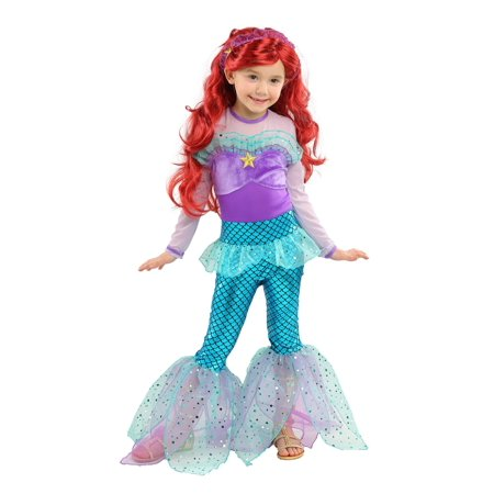 Playful Mermaid Costume for Girls (Mermaid Costumes For Sale)