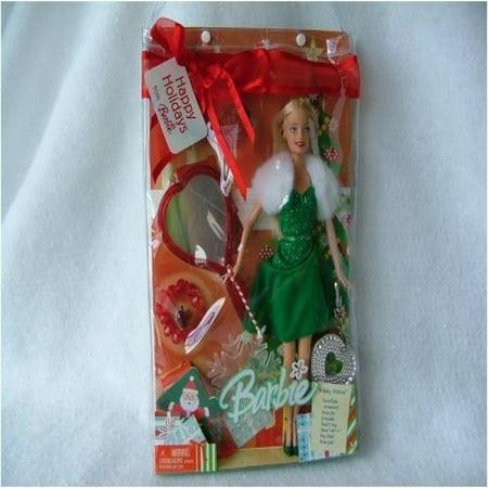 Barbie Christmas Holiday Wishes - Christmas Barbie