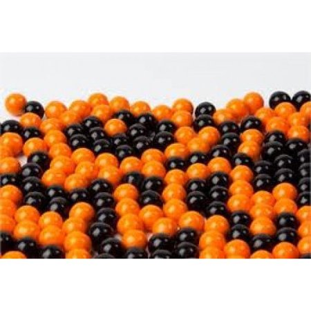 BAYSIDE CANDY SIXLETS HALLOWEEN MIX, 1LB - Why Candy On Halloween