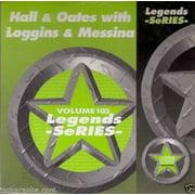 Hall & Oates Loggins & Messina Karaoke CDG