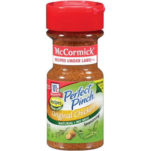 McCormick Specialty Blends Original Chicken Seasoning, 2.75 oz