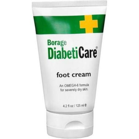 DiabetiCare Crème Pieds 4,20 oz (Pack de 4)