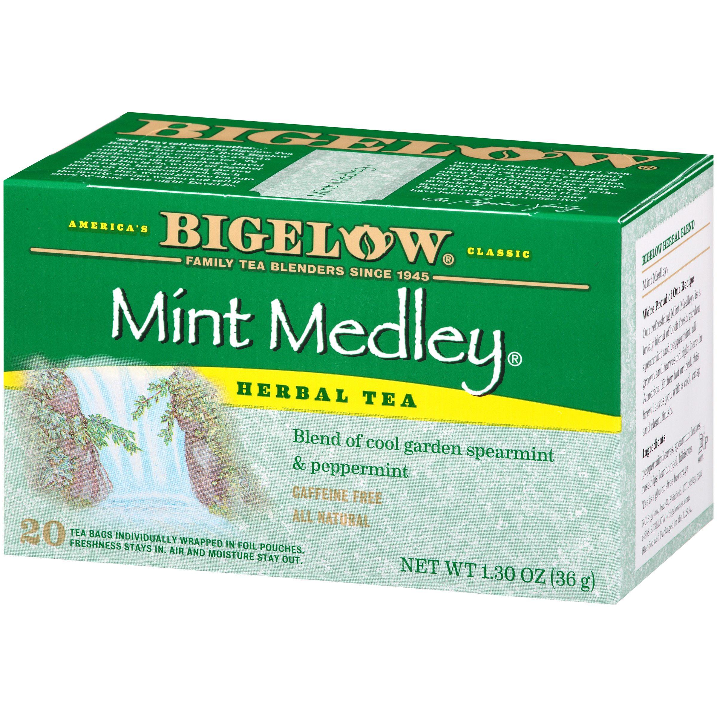 Bigelow herbal tea - Bigelow Herbal Tea 31