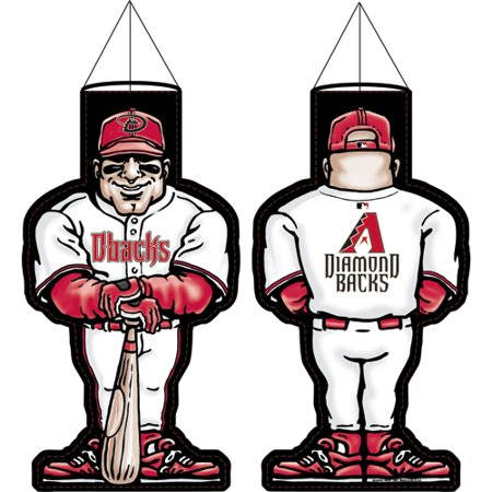 Arizona Diamondbacks Official MLB 37 inch Windsock Flag by Wincraft by