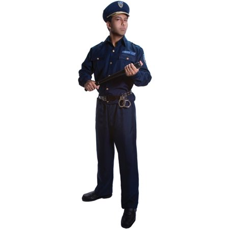 Police Custome (Police Adult Halloween)
