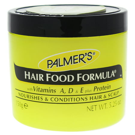 Hair Food Formula by Palmers for Unisex - 5.25 oz Treatment ()
