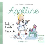 Apolline - La brosse à dents / Hop, au lit ! - eBook