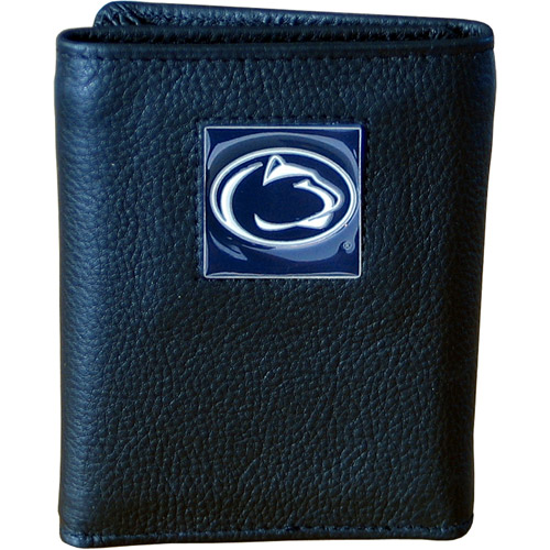 NCAA - Executive Tri-Fold Wallet in Collector's Tin, Penn State Nittany Lions