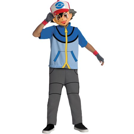 Pokemon Ash Costumes (child pokemon ash costume rubies)