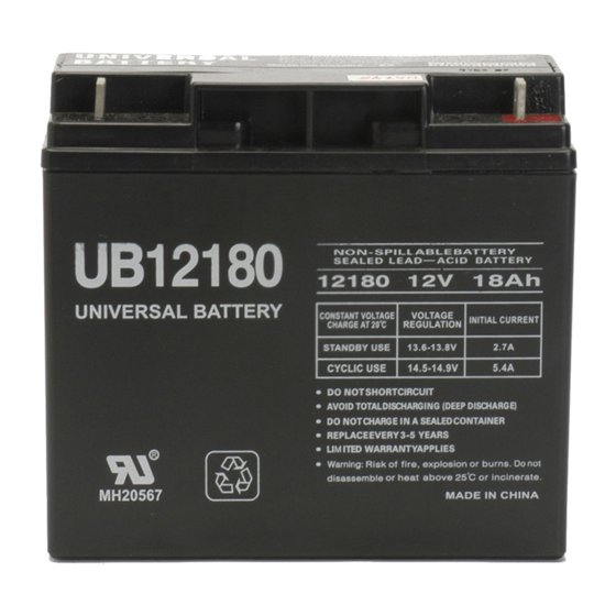 Jump N Carry Jnc660 >> 12v 18ah Replacement Battery For Jump N Carry Jnc660 Jncair Jnc 660