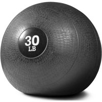 Titan Fitness 30 lb Slam Spike Ball Rubber Exercise Weight