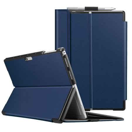 Multiple Angle Shell Case for Surface Pro 6 / Surface Pro 5 / Surface Pro 4 - Fintie Business Protective Cover