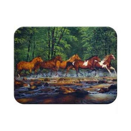 McGowan  Tuftop Spring Creek Run Cutting Board- Small