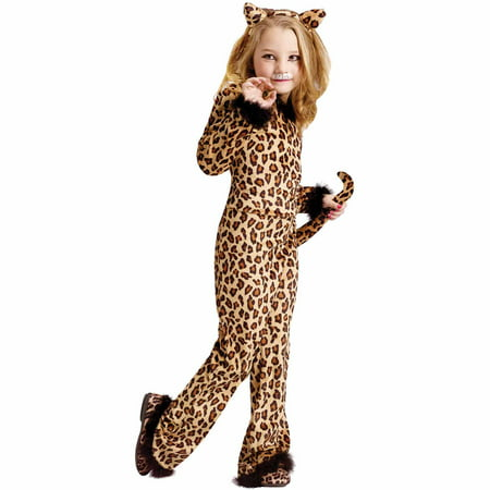 Pretty Leopard Child Halloween Costume - Halloween Costume Pretty Little Liars