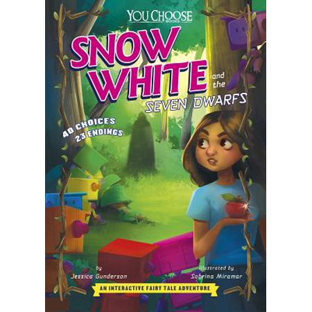 Snow White and the Seven Dwarfs : An Interactive Fairy Tale Adventure