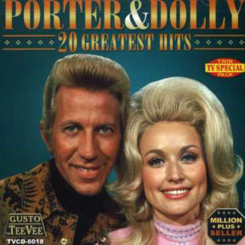 Wagoner And Parton: 20 Greatest Hits