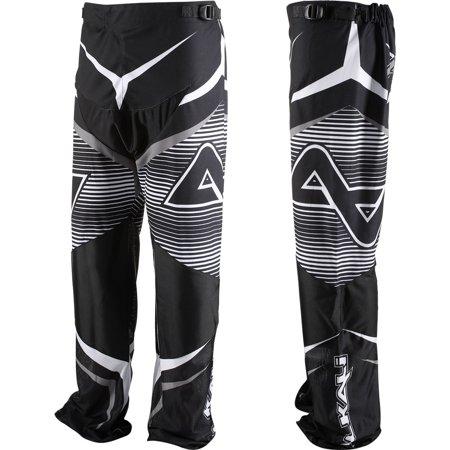 (Alkali RPD Team+ Roller Hockey Pants (Black/White/Vent))