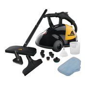 Best Steam Cleaners - McCulloch Heavy Duty Deep Clean Handheld Canister Steam Review