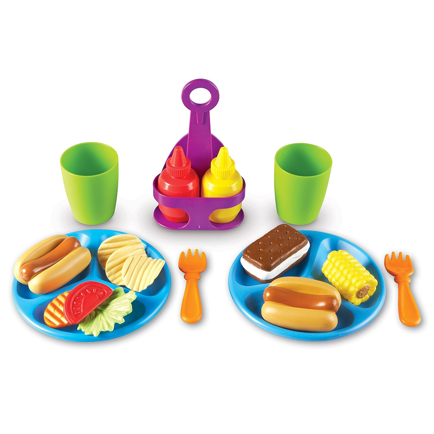 Learning Resources New Sprouts Cookout!, Ages 4 and up