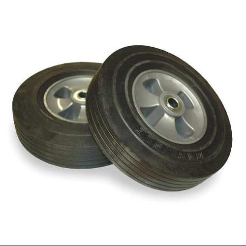 RUBBERMAID GRFG1004L30000 Wheel Kit, For Use With 1D657