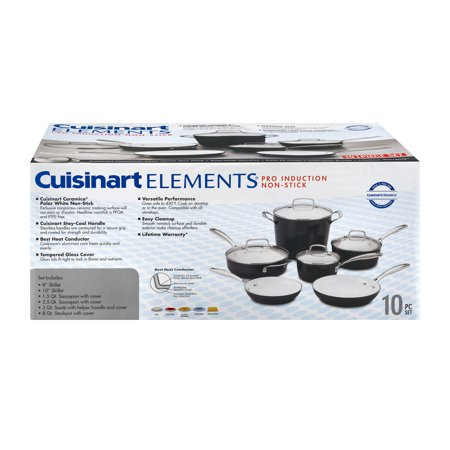 Sale Cuisinart Elements Pro Induction Nonstick 10piece