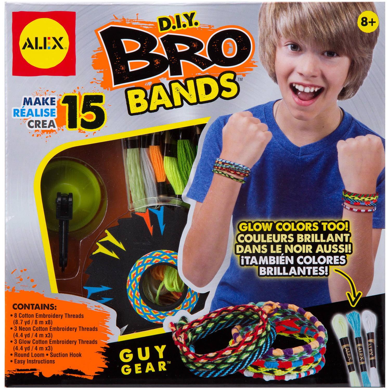 ALEX Toys Craft DIY Bro Bands Walmart