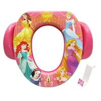 "Disney Princess ""Unlock My Heart"" Soft Potty Seat with Hook"