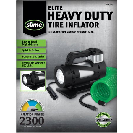 Slime Heavy Duty Elite Tire Inflator - 40046