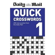 DAILY MAIL QUICK CROSSWORDS 1