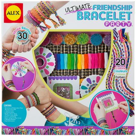Ultimate Friendship Bracelet Party Kit - Friendship Bracelet Maker