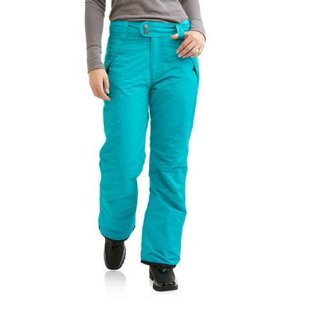 Iceburg Women's Insulated Pull-On Ski Pants