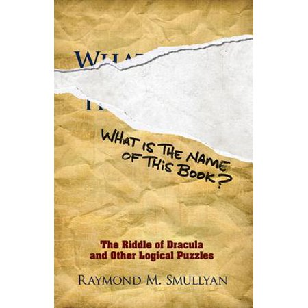 What Is the Name of This Book? : The Riddle of Dracula and Other Logical Puzzles - Two Other Names For Halloween