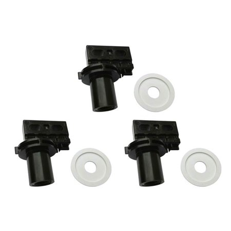 3) Polaris C65 Pool Cleaner 180 280 Washer Replacement Rear Large Axle Wheels - image 7 of 7