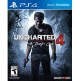 Uncharted 4: A Thief's End (Playstation 4) by Sony PlayStation