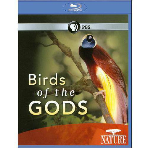 Nature: Birds Of The Gods (Blu-ray)