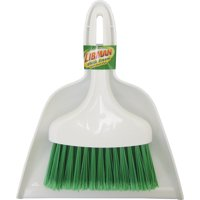 Libman Whisk Broom with Dustpan
