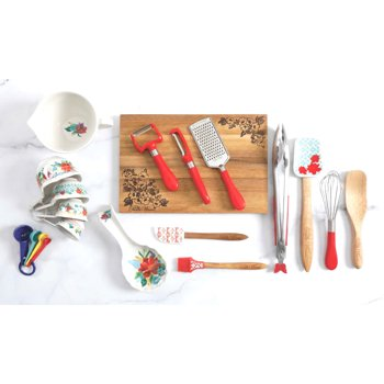 20-Piece The Pioneer Woman Spring Bouquet Gadget Set
