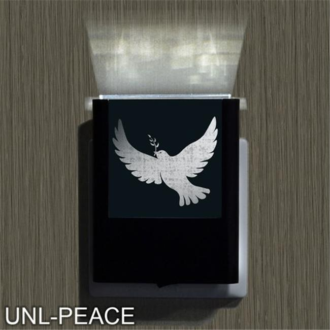 Uniqia UNLG0300 Night Light - Peace Laser
