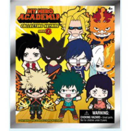 3D Figural Foam Bag Clip My Hero Academia Series 2 Mystery (Japan Figural)