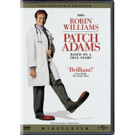 Patch Adams (DVD) (Listen To The Yolanda Adams Morning Show)