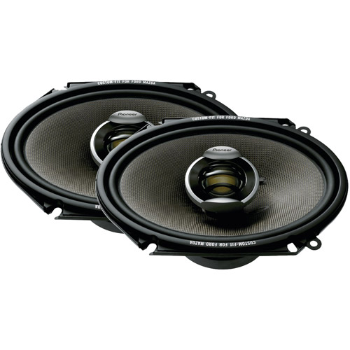 "Pioneer TS-D6802R 6"" X 8"" 2-Way 260-Watt S er"