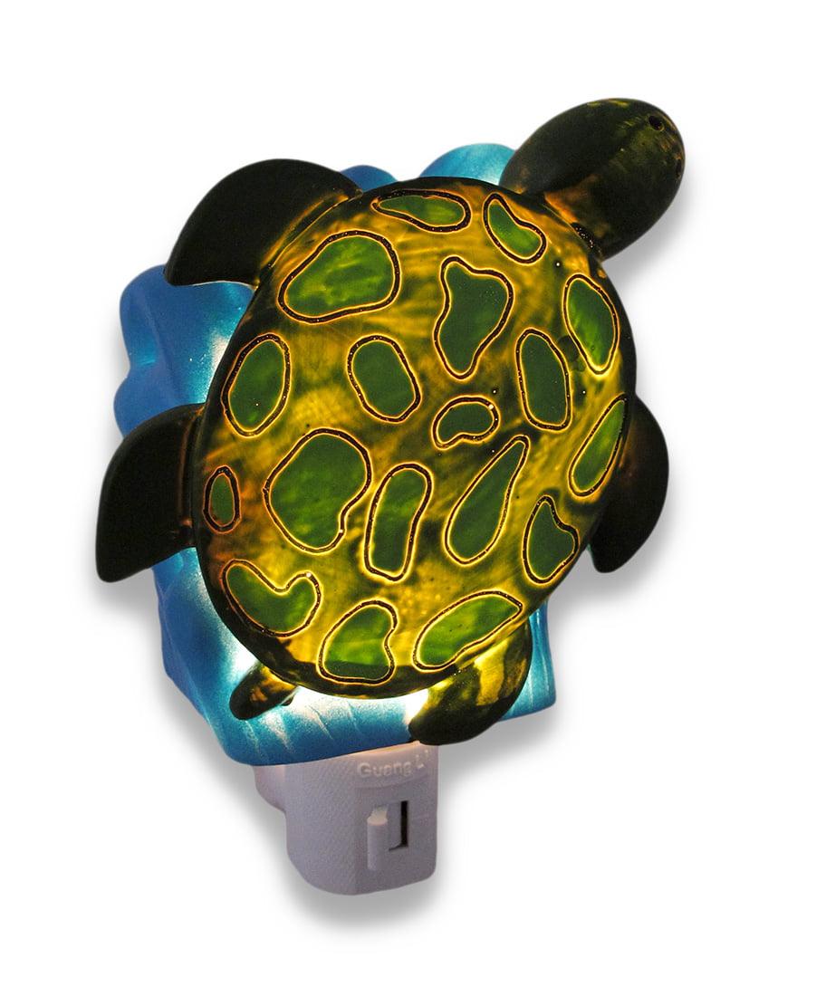 Night light at walmart -  Childrens Sea Turtle Night Light