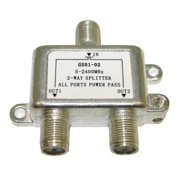 Digiwave 2 Way Splitter for 5 to 1000Mhz