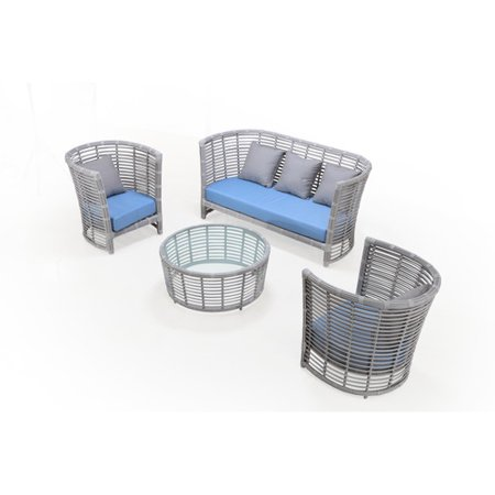Ceets Kettle Deep Seating Cushions