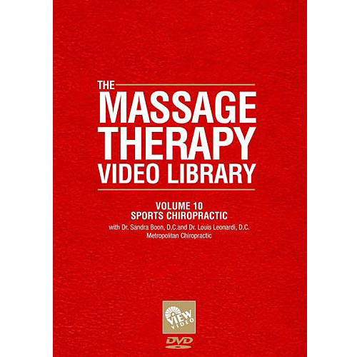 The Massage Therapy Video Library, Vol. 10: Sports Chiropractic