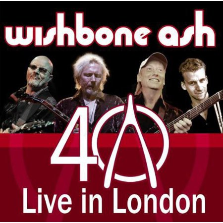 Wishbone Ash Live In London: 40th Anniversary (Vinyl)